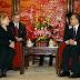 Η Xillary Klinton συναντήθηκε επίσημα με τον Κινέζο ηγέτη πρόεδρο Hu Jintao