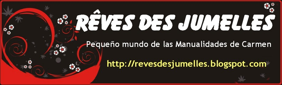 Rêves des Jumelles__Manualidades y Scrap