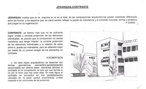 Taller josima 1 analisis formal de un edificio pabell n for Como se hace un plano arquitectonico
