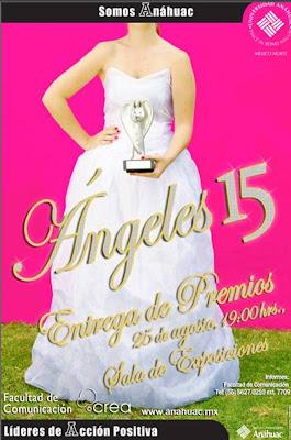 Entrega premios Ángeles