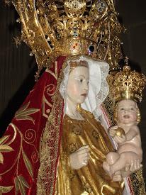 "Stma. Virgen de la Capilla - ""Patrona de Jaén"""