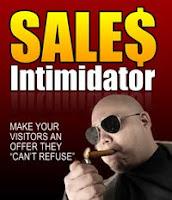 Sales Page Intimidator