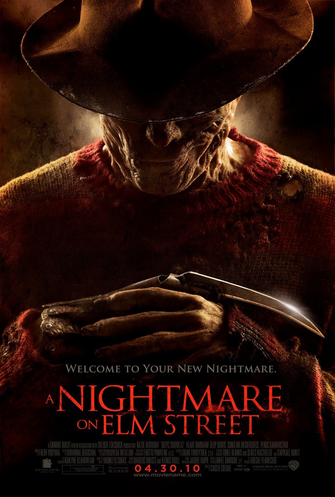 Nightmare elm street movie