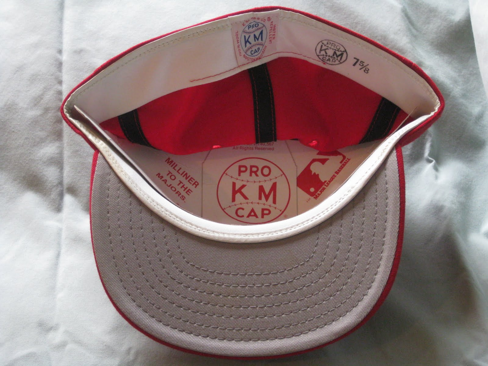 The Ballcap Blog Company Profile The Km Pro Company