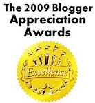 2009 The Blogger  Appreciation Awards