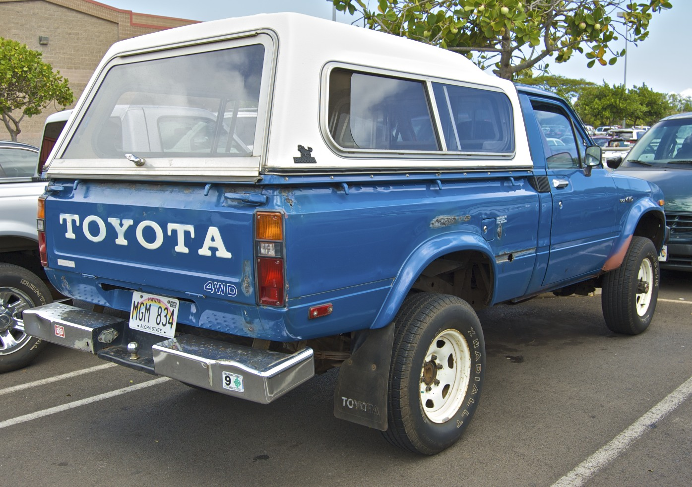 maui observer totally toyota trucks. Black Bedroom Furniture Sets. Home Design Ideas