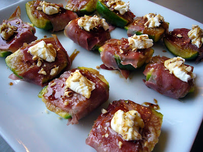 Diane Thompson's Proscuitto Wrapped Figs