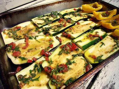 Diane Thompson's Marinating Vegetables