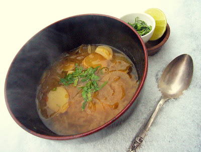 Asian Onion Soup
