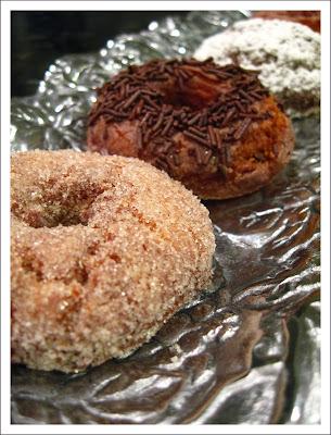 Gluten A Go Go - Gluten-Free: Almond & Millet Yeast Raised Doughnuts ...