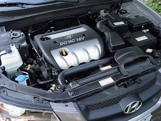 Performance: I Havenu0027t Driven Any Of The V6 Hyundai Sonatas So My Review  Will Stick With The Standard 2.4L 4 Cylinder Engine Included In The Base  Sonata ...