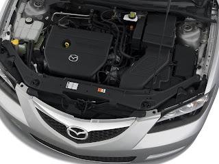 2007 mazda 3 hatchback engine