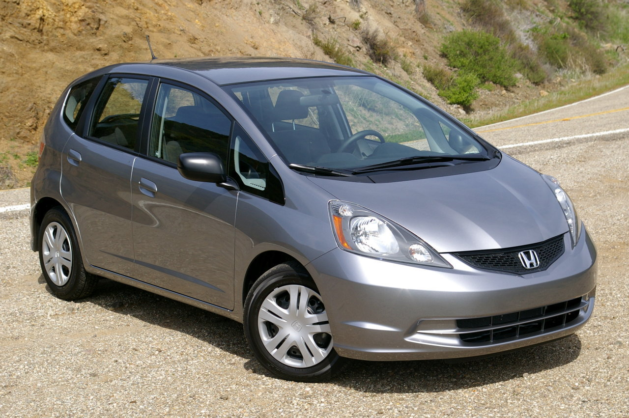 Lovely 2009 Honda Fit. Iu0027m Trying To Make Up For The Lack Of A Single Review Last  Month. This Time A Honda.