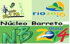 Na cidade de Niterói tem Rádio Comunitária de qualidade