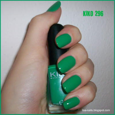 Swatch: KIKO No. 296