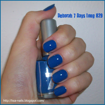 Swatch: Deborah 7 Days Long No. 829