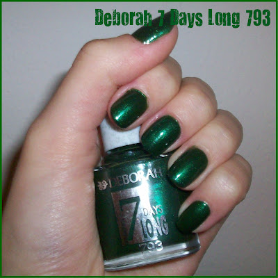 Swatch: Deborah 7 Days Long No. 793