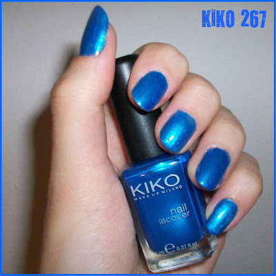 Swatch: KIKO No.267