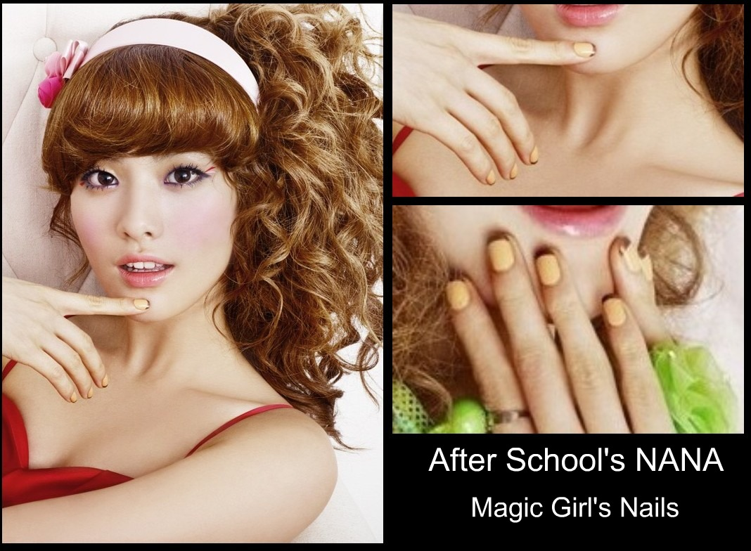 Nana Had This Nails in The