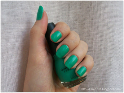 Swatch: Sinful Colors No.940 Rise And Shine