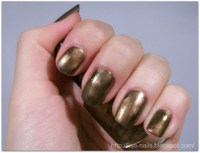 Swatch: essence METALLICS No.02 COPPER RULEZ!