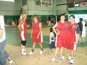 torneo la Amistad 2 JUGADORAS DE RIELES