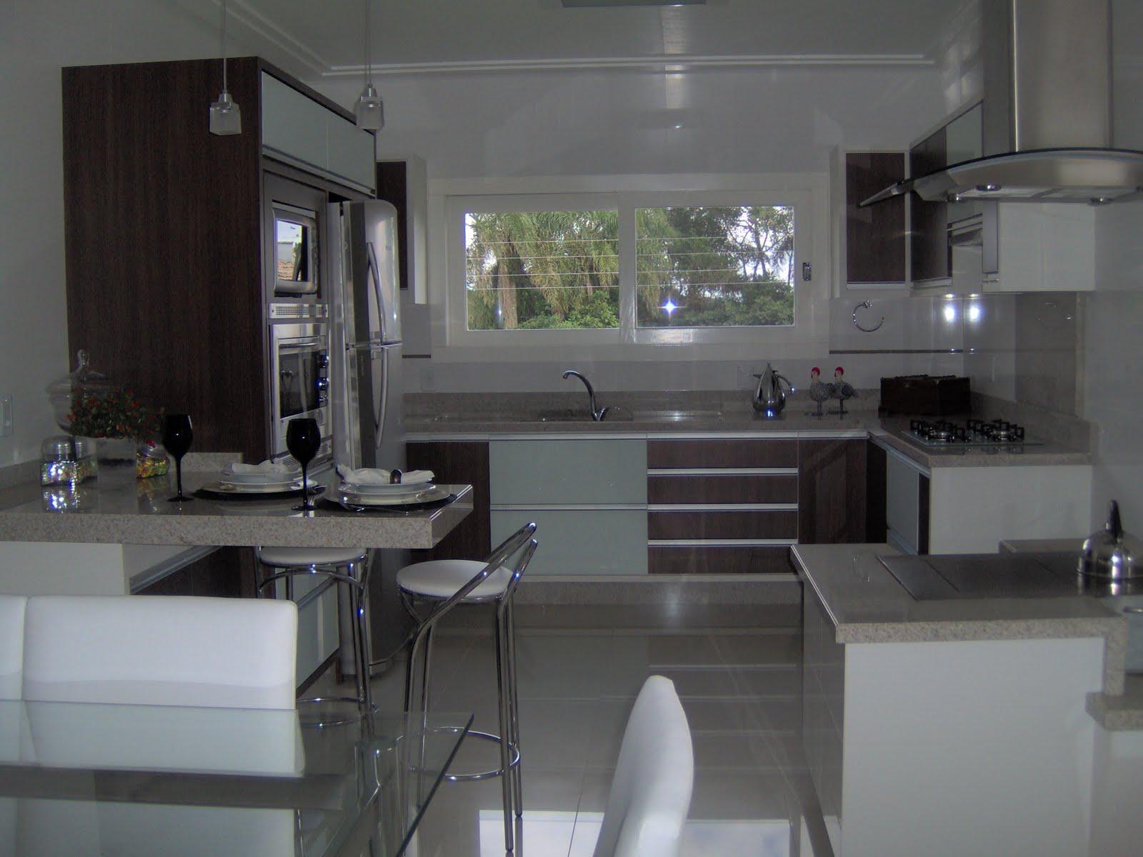 Arquitetura e Interiores: COPA COZINHA #596172 1600 1200