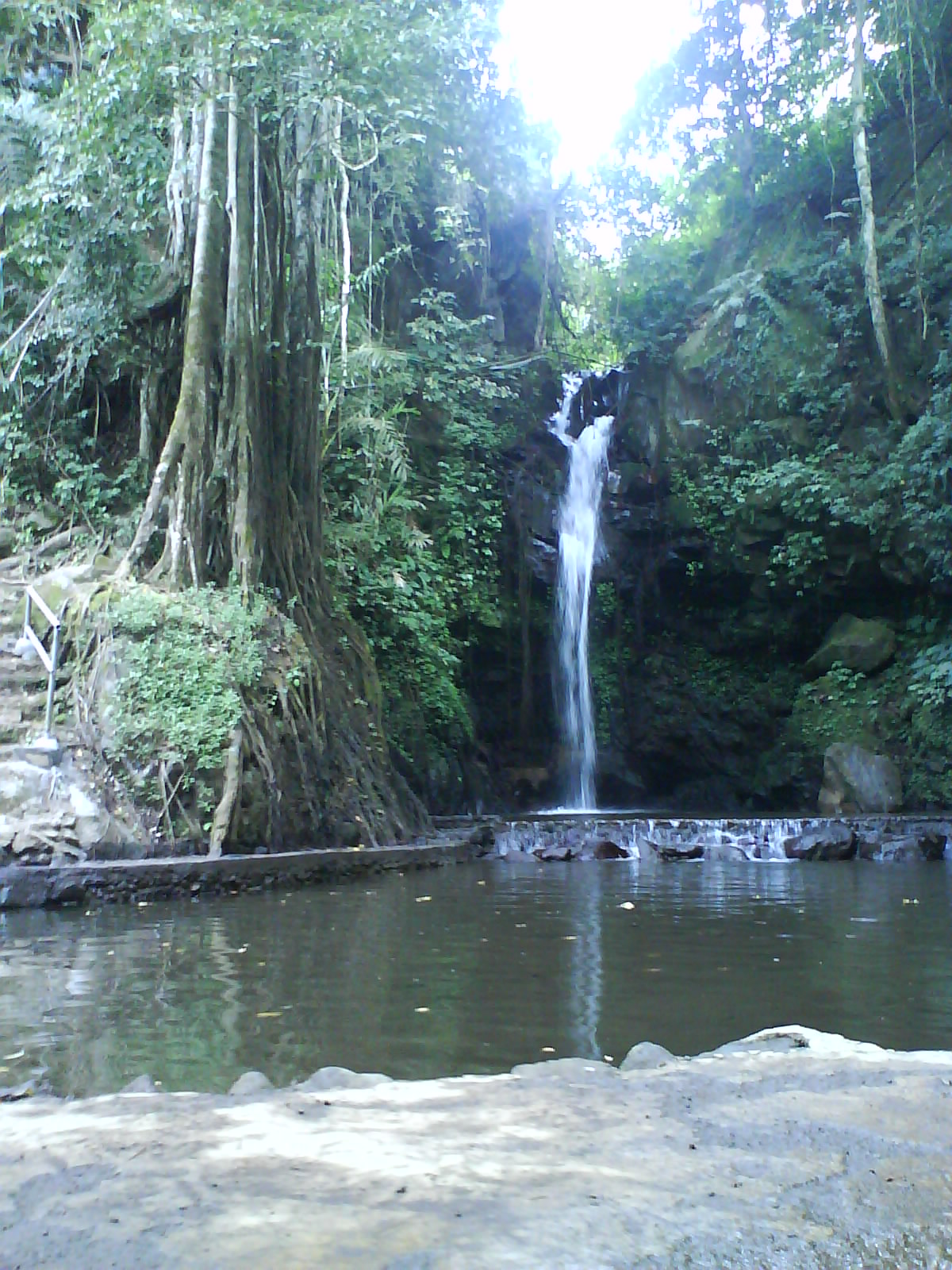 Pandeglang Indonesia  city photos gallery : Thread: Curug Putri Waterfall, Pandeglang Banten Indonesia