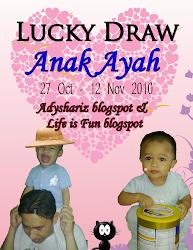 Lucky Draw Anak Ayah