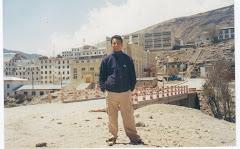 Me in Nelam tibet