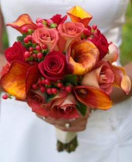 How to tie nosegay bouquets