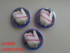BUTTON BADGE SUFEAH COLLECTIONS
