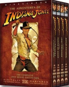Coleção Indiana Jones   Dublado Download