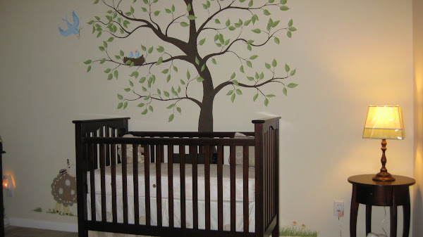 Flavia's Babies Room