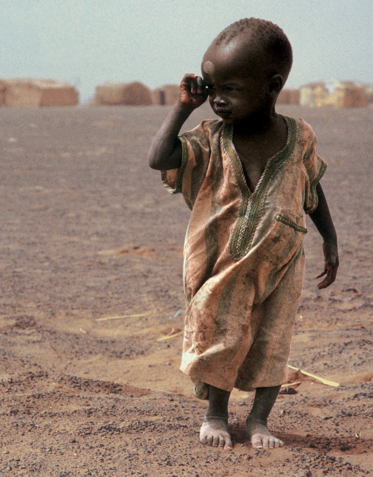 The raw reality children of africa