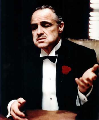 Dancing In Circles: frank costello, tony soprano, vito corleone ...