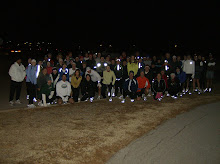 the first spring 2008 OKCMM group training run