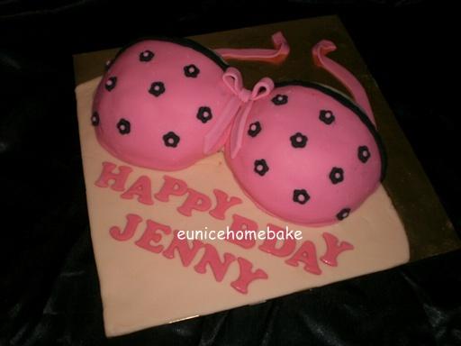 Naughty Adult Birthday Cake