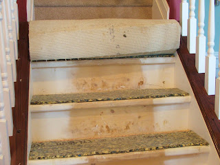 Tile Stair Treads