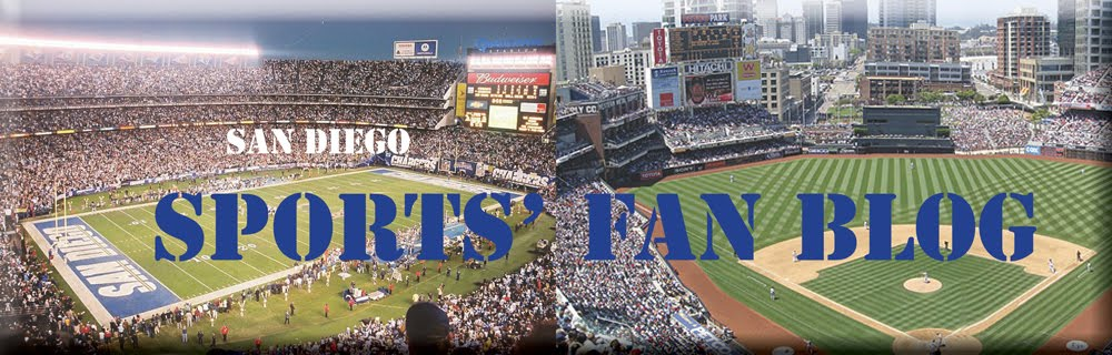 San Diego Sports Fan Blog