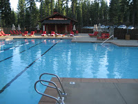 Image of swimming pool at Martis Camp