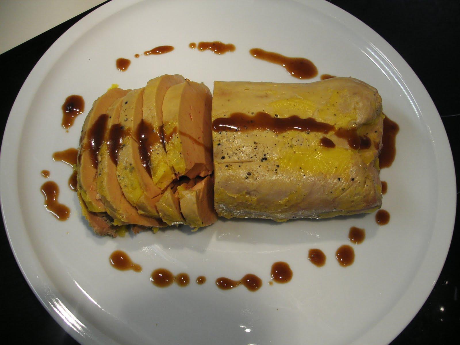 Cocinar sin sal foie con salsa pedro xim nez sin sal - Cocinar sin sal ...