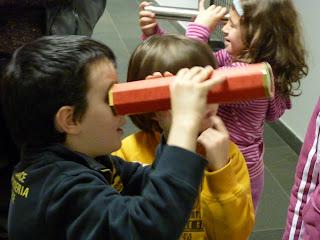 Scuola primaria saint nicolas dal prisma ottico ai buchi neri - Stereoscopio a specchi ...