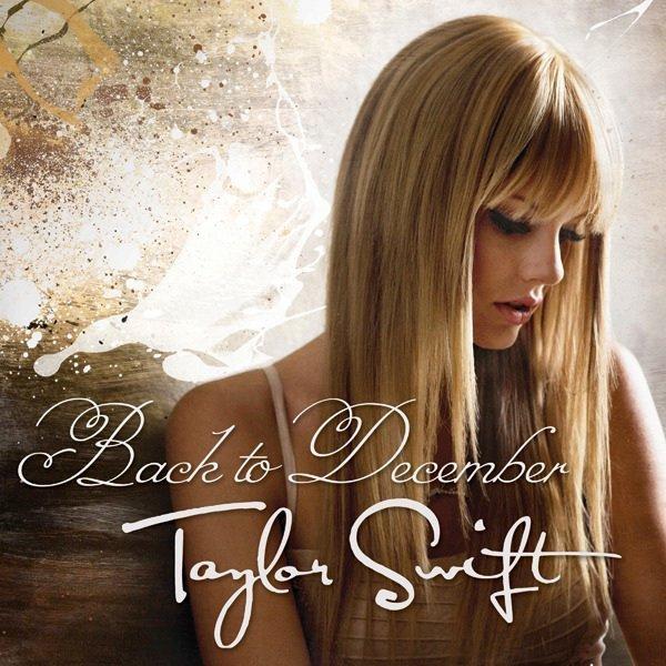 """B4V - Taylor Swift """"Back To December"""""""