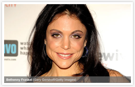 bethenny frankel pregnant face. 2011 Bethenny Frankel hair