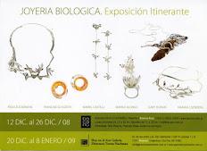 JOYERIA BIOLOGICA, BUENOS AIRES, ARGENTINA.