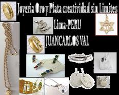 JOYERIA JUAN CARLOS VAL, LIMA , PERÚ.