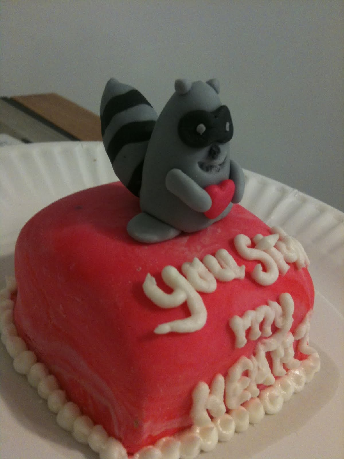 Raccoon Cake Pan