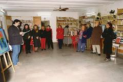 En la Biblioteca del Barrio Prado Español de la ciudad de San Nicolás