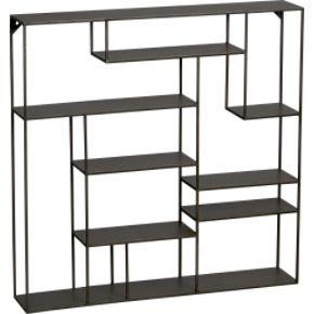 Happy Mundane   Jonathan Lo » alcove wall shelf